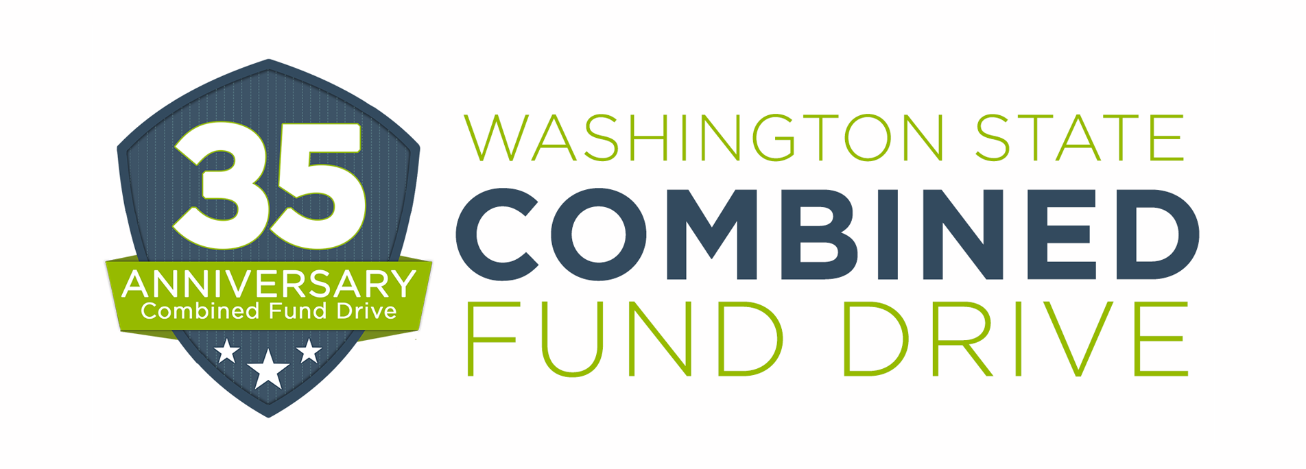Washington State Combined Fund Drive logo